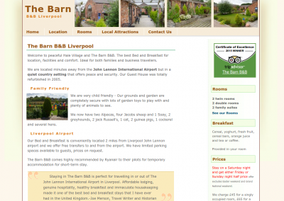 The Barn B and B